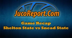 Shelton-State-vs-Snead-State-Game-Recap