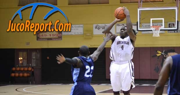 6'1 Point Guard Denzel Collins of USC-Salkehatchie is our latest JucoReport Player Eval (Photo Compliments of http://uscsalkathletics.com/)