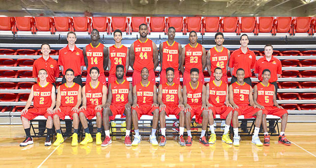New Mexico Junior College faces off versus NE Oklahoma A&M Monday in the first round of the NJCAA Tournament (Photo courtesy of NMJC Athletic Website)