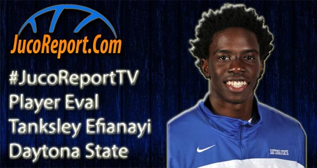 Tanksley Efianayi of Daytona State is a name if you have not heard about yet you will be hearing about the next couple of years.  As a frosh he averaged 16ppg/6rpg earning both All Conference and All Region Honors