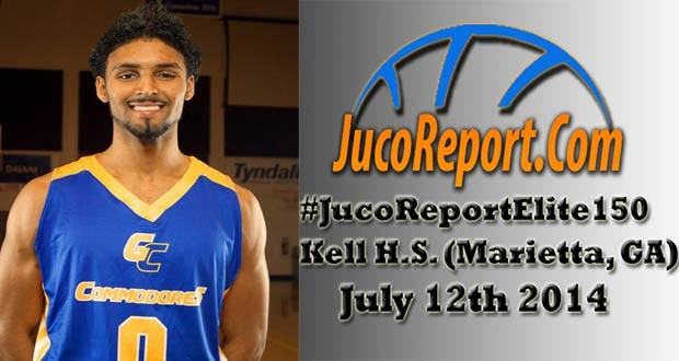 6'4 Jon Wade of Gulf Coast will be with us at the #JucoReportElite150 this Saturday July 12th