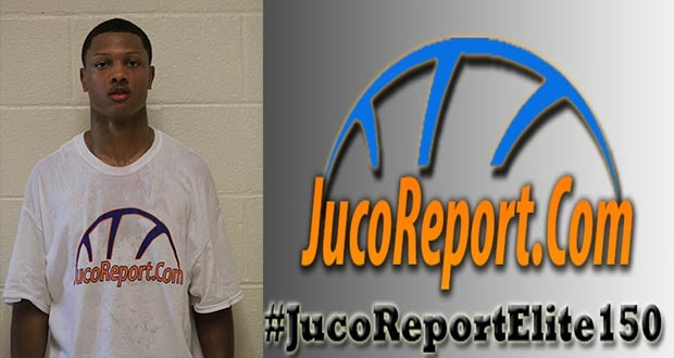 6'0 Jovante' Spivey (South GA State)  was a standout at the #JucoReportElite150