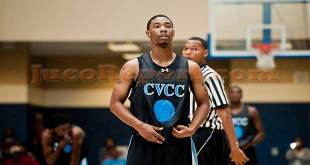 5'11-Deionte Corpew (CVCC) has been a standout in back to back weekends