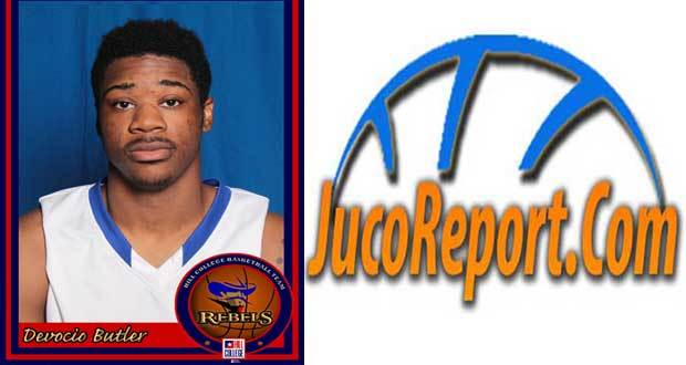Devocio Butler (Hill College) showcased his talents at the #JucoReportElite150 and continues to do so early in the season.